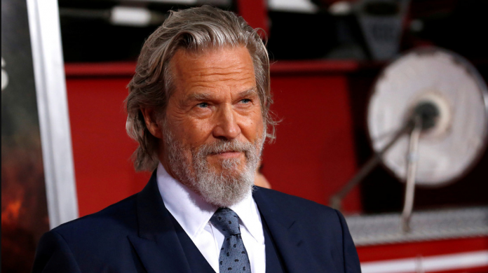 Jeff Bridges anuncia que le diagnosticaron linfoma